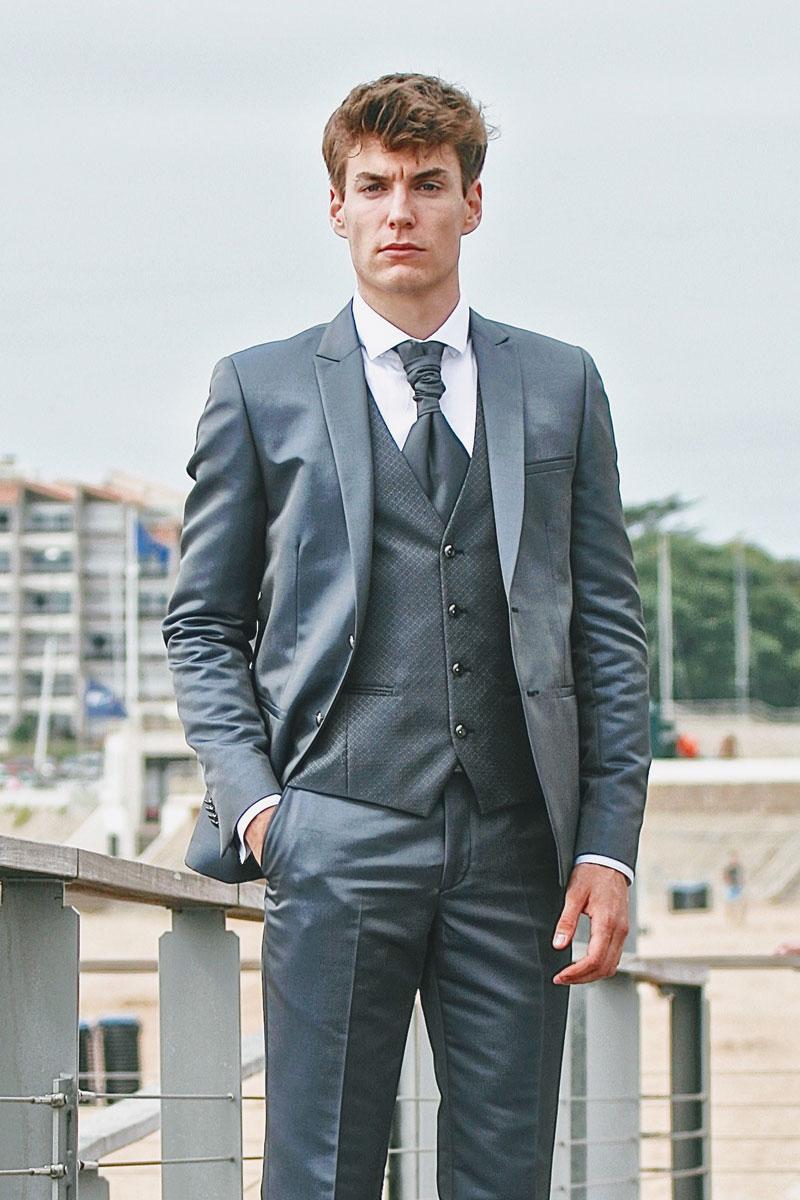 Santiago Gris Bleu